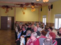 Setkání se seniory v roce 2014