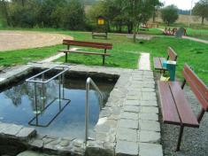 Priessnitzové koupele a léčivý pramen Židlo