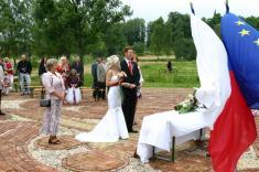 Svatby v obecním sále
