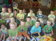 Školka - barevné dny