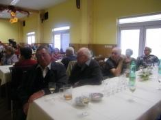 Setkání se seniory obce v roce 2013
